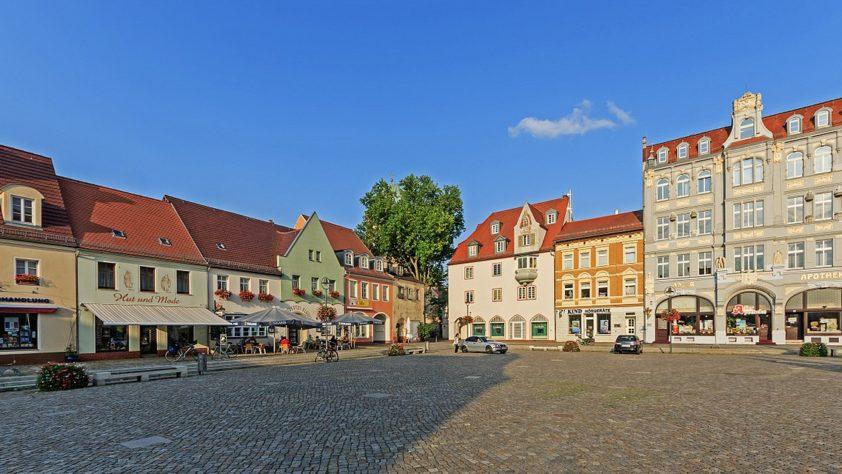 Öffentliche Stadtführung Senftenberg