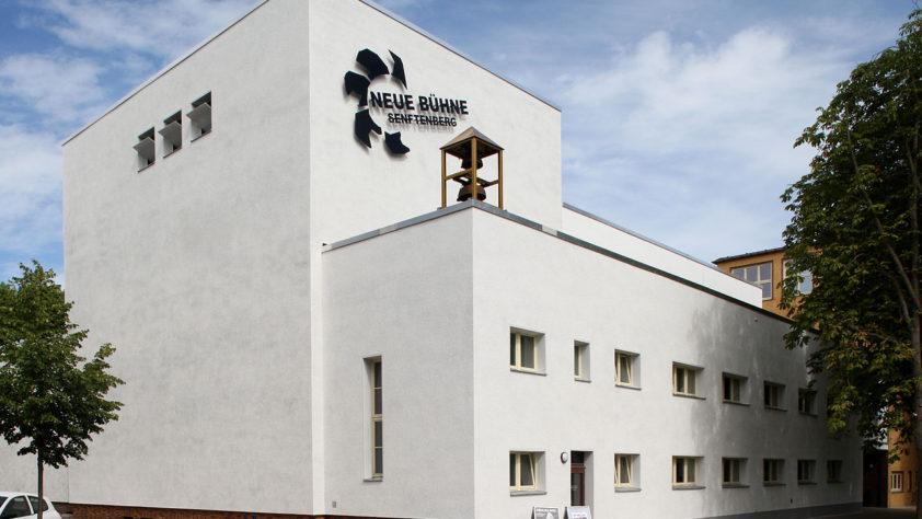 """Theater """"Neue Bühne"""" Senftenberg"""