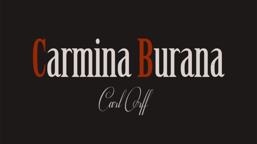 """Carmina Burana"" Open Air Spremberg"