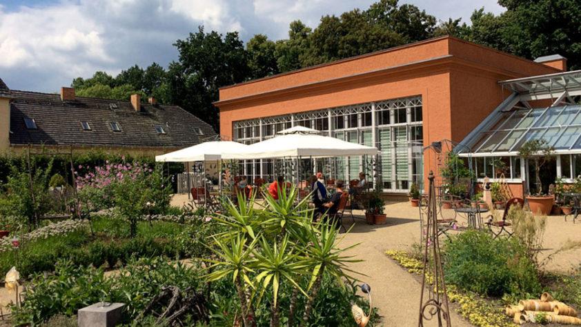 """""""Orangerie"""" Cafe Altdöbern"""