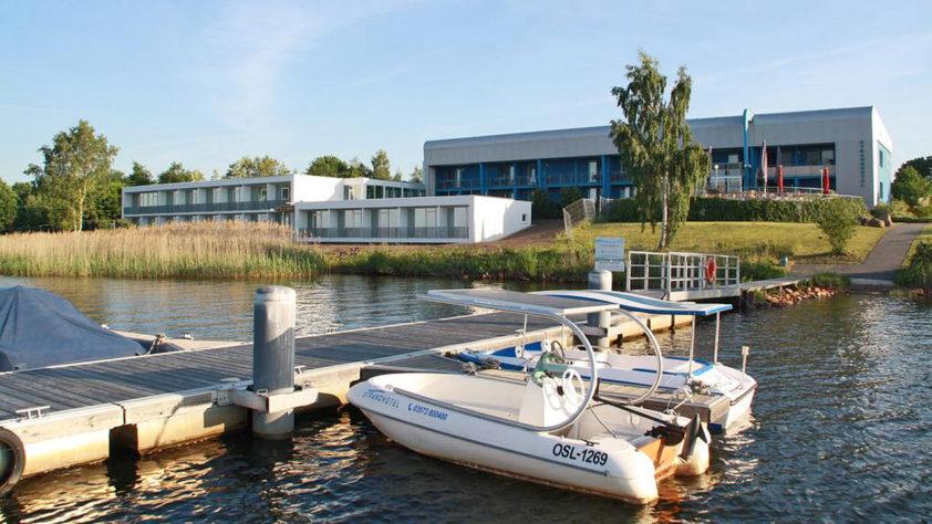 Restaurant Strandhotel Senftenberger See