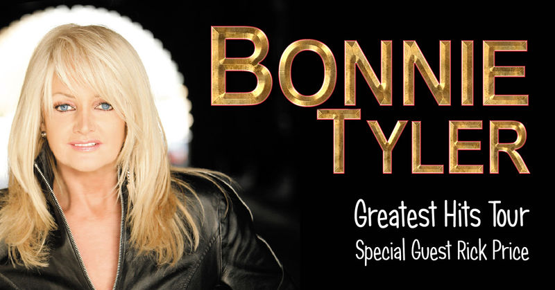 Bonnie Tyler: Greatest Hits Tour Kamenz