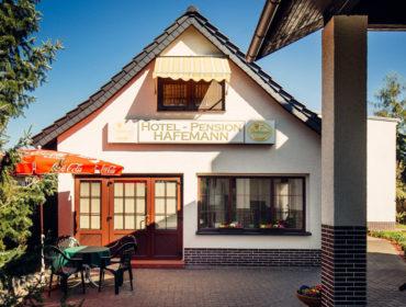 Hotel-Pension Hafemann Senftenberg