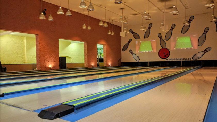 Strike Bowling & Bar – Senftenberg