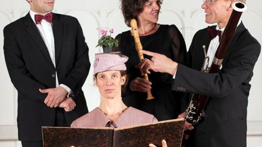 Reise durch den Barock – Konzert und szenische Lesung