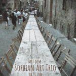 Brunch am Markt in Senftenberg mit SORBIAN ART TRIO