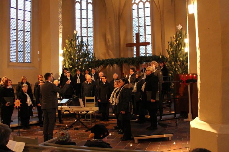 Weihnachtskonzert des Konzertchores Senftenberg