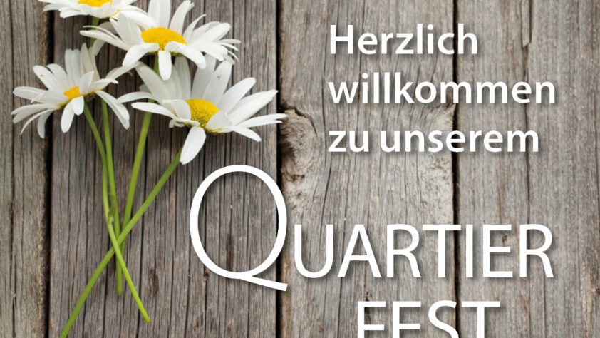 Quartierfest 2017
