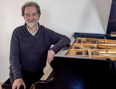 Klavierabend mit Werken von Wolfgang Amadeus Mozart – Martin Baldenius