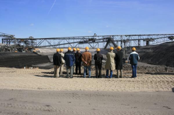 Erlebnis aktiver Tagebau (Ab Familienpark Großkoschen)