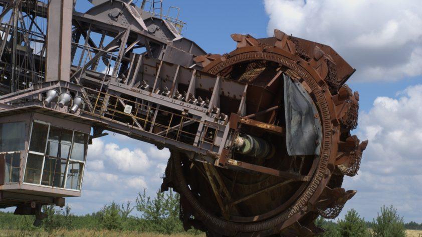 Einmalige Exklusiv-Tour: Wege zur Kohle