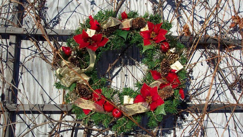 """""""Mitten im Advent""""- Geschenke für die Lieben – Pinienstern mit Zimtrose"""