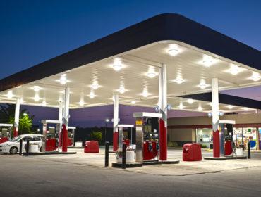 Tankstelle – Pinoil Service Station
