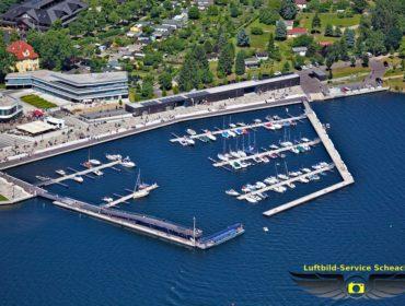 Luftbildaufnahmen / Rundflüge im Lausitzer Seenland