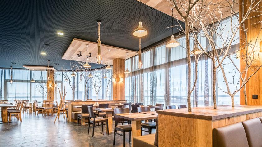 Pier 1 Senftenberg – Restaurant und Cafe